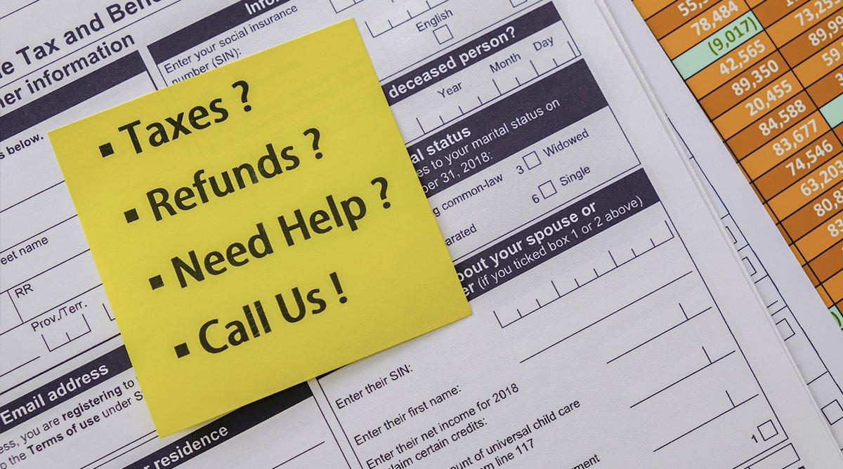 tax rerturn